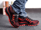 lightweight steel toe shoes - Men's Fashion Safety Shoes Steel Toe Breathable Work Boots Hiking Climbing Shoes