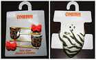 Gymboree Right Meow Hair Accessories NWT 3 4 5 6 7 UPICK lepoard kitty cat tiger