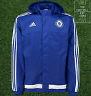 Chelsea All Weather Jacket - Official Adidas Football Training Wear - All Sizes