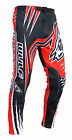 WULFSPORT TRIALS TROUSERS (ALL SIZES) RED JEANS PANTS GASGAS TXT TY BETA MONTESA