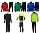 Adidas SERIE Boys TrackSuit Jogging Bottoms Full Zip Football Sports Youth Suit