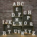 16CM HIGH INDOOR BATTERY POWERED MDF ALPHABET MARQUEE CIRCUS LED LIGHT UP LETTER