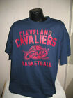 NBA Cleveland Cavaliers Basketball Navy Blue Game Day Shirt Mens Size Nwt on eBay