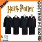 Harry Potter Robes Gryffindor Ravenclaw Hufflepuff Slytherin Hermione Costume