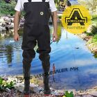 Chest Waders Danube from Amblers  Steel toecap fishing-Industrial flood work