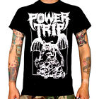 POWER TRIP Shirt S,M,L,XL Ringworm/Integrity/Municipal Waste/Nails/Code Orange