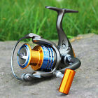 12+1BB 5.2:1 Ratio Left right Hand Spin Casting Fishing Tackle Reel for Fishing
