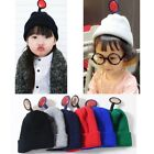 Fashion Teletubby Autumn Winter Baby Kid Children Cold Prevention Floppy Hat Cap