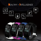calorie monitor watch - Diggro Bluetooth Smart Watch Heart Rate Step Calorie Sleep Monitor Sync Call/SMS