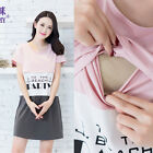 Summer Pregnancy Top Casual Women Maternity Nursing Dress Breastfeeding Clothes