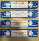 Agarbatti Satya Sai Baba Nag Champa Joss Insense Sticks 15G in Different Pack