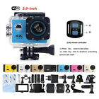 Ultra HD 4K F60R 1080P Action Sports Camera WiFi Waterproof with Remote Control