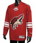 New $130 Reebok Mens Arizona Phoenix Coyotes Premier NHL Hockey Jersey Red