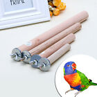 Pet Parrot Raw Wood Stand Toy Parakeet Hamster Branch Perches for Bird Cage Hot