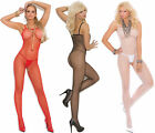 Seamless Fishnet Bodystocking EM1605/LA8670