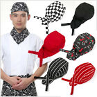 Colourfull Pirates Chef Cap Skull Cap Professional Catering Various Chef Hat