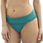 Panache Swimwear Venice Fold Bikini Brief/Bottoms Emerald SW0967 NEW Select Size