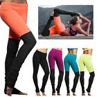 Fashion Womens Running Yoga Fitness Leggings Pants Gym Exercise Sports Trousers