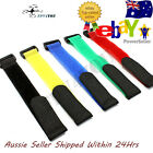 Bettery VeL Hook Cro straps style 20cm 30cm Black Blue Red Green Yellow Lipo RC