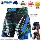 MMA Boxing Shorts Grappling Cage Fight Training Kick Boxing - Exclusive