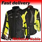 RICHA INFINITY LADIES Flo Yellow D3O ARMOURED WATERPROOF TOURING JACKET