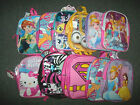 """10"""" BackPack Frozen Justice Leage My Little Pony Minion Hello Kitty Monster High"""