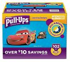 Huggies Pull Ups Traning Pants for Boys Choose Your Size for Easy Up and Down