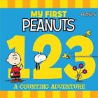 MY FIRST PEANUTS 1-2-3 A Counting Adventure by Charles Schulz (2016, Board Book)