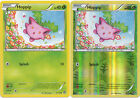 Hoppip Common Pokemon Card XY11 Steam Siege 3/114