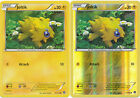 Joltik Common Pokemon Card XY11 Steam Siege 41/114