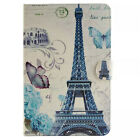 PU Leather Case Stand Cover w/ Card Holder for Samsung Galaxy Tab A 8 inch T350