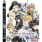 Tales of Vesperia Playstation3 PS3 Import Japan