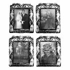 Holographic Scary Picture Photo Portrait Halloween Scene Setter Decor Wall Hang