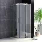 Luxury Quadrant Shower Enclosure Tray Walk In Corner Cubicle Glass Modern Door