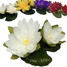Floating Silk Water Lily #2 Artificial Plants Flowers Lilies Wedding Arrangement