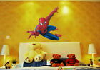 Lot Spider-man Removable Wall Stickers Decals Kids Nursery Decor Art Mural Z07