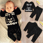 Star Wars Newborn 6 12 18 24 Months Tops Shirt Pants Set Baby Boy Clothes Outfit $6.69 USD