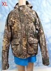 GAME WINNER camouflage realtree Valley Insulated hood Jacket/coat,boy XS,XL-DEFE