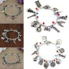 Suicide Squad Harley Quinn Star Wars Metal Charms Bracelet Fashion Wristbands $5.61 CAD