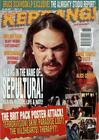 Sepultura Kerrang! Magazine magazine UK MAY 7 1994 KERRANG! 1994