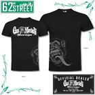 Official Gas Monkey Garage GMG 'BSB SIDE MONKEY' T-Shirt | Black | All Sizes