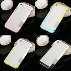 New 4.7inch Phone Silicone Skin Cover Case Bumper For Apple iPhone 7 4 TXWD