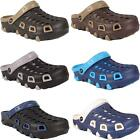 New Mens Slip On Summer Beach Garden Hospital Fashion Sandals Clogs Shoes Sizes