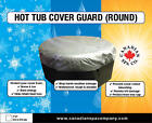 Hot Tub Cover Protector Weather Guard  - 7ft , 8ft  Square,  7ft Circular