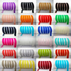 """Free shipping  5 yards 3/8""""10mm Soft Comfortable velvet ribbon many choose color"""