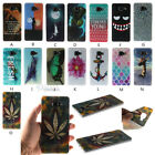 Printed Soft TPU Silicone Phone Case Cover Skin For Samsung Various Smartphones