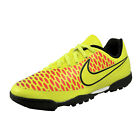 Nike Magista Ola TF Junior Kids Boys Astro Turf Football Trainers Yellow