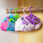 4 Packs of Bikini Bra Hanger Holder Protector Storage Shelving Display