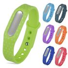 Replacement Wristband Strap Band Bracelet w/ Clasp for Bluetooth Xiaomi Mi Band