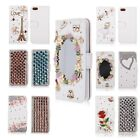 3D LUXURY Crystal Diamond BLING Rhinestone Wallet Case Cover FOR iPhone 5 5S
